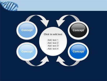 DNA Molecular Structure PowerPoint Template Slide 6