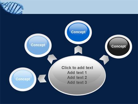 DNA Molecular Structure PowerPoint Template Slide 7