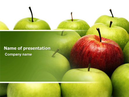 Another Sort PowerPoint Template, 04246, Agriculture — PoweredTemplate.com