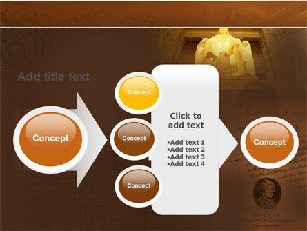 Benjamin Franklin PowerPoint Template Slide 17