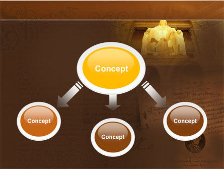 Benjamin Franklin PowerPoint Template Slide 4