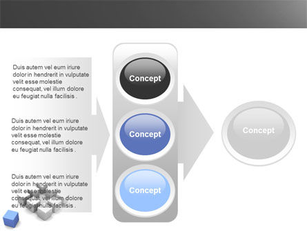 Gambit PowerPoint Template Slide 11