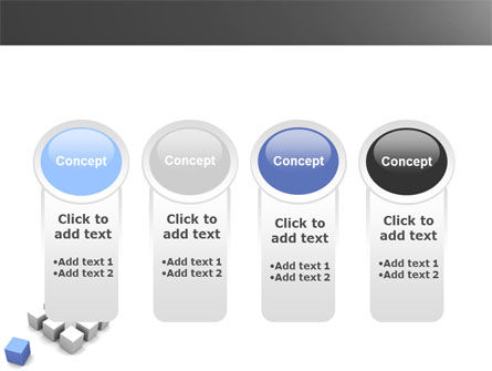 Gambit PowerPoint Template Slide 5