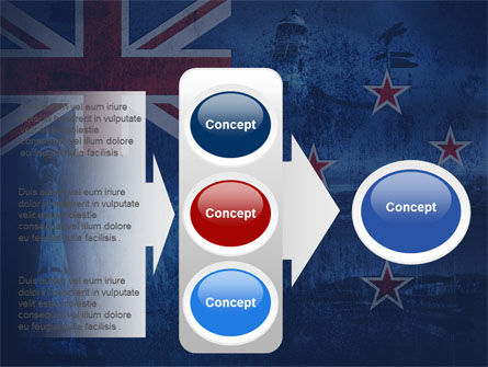 New Zealand PowerPoint Template Slide 11