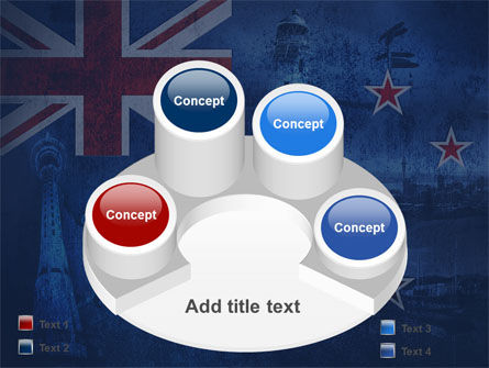New Zealand PowerPoint Template Slide 12