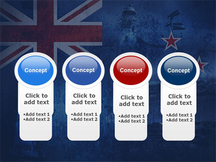 New Zealand PowerPoint Template Slide 5