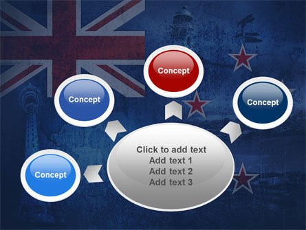 New Zealand PowerPoint Template Slide 7