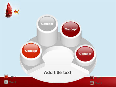 Bait PowerPoint Template Slide 12