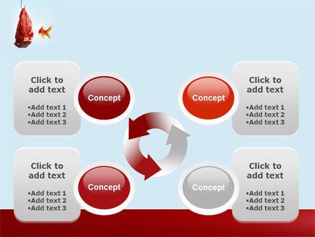 Bait PowerPoint Template Slide 9