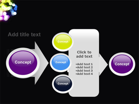 Bokeh PowerPoint Template Slide 17