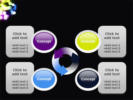 Bokeh PowerPoint Template Slide 9