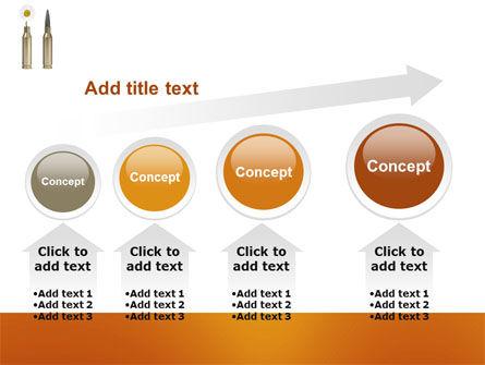 No War PowerPoint Template Slide 13