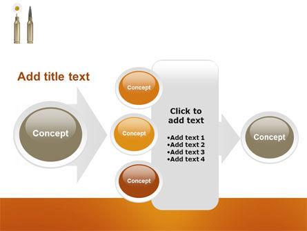 No War PowerPoint Template Slide 17