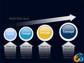 Euro vs. Dollar PowerPoint Template#13