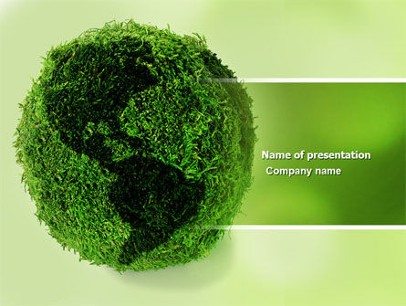 Green Land PowerPoint Template