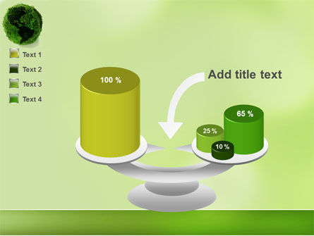 Green Land PowerPoint Template Slide 10