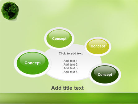 Green Land PowerPoint Template Slide 16
