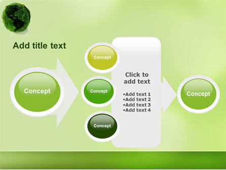Green Land PowerPoint Template Slide 17