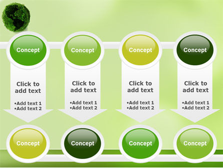 Green Land PowerPoint Template Slide 18