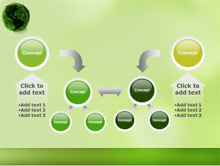 Green Land PowerPoint Template Slide 19