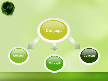 Green Land PowerPoint Template Slide 4