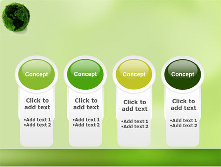 Green Land PowerPoint Template Slide 5