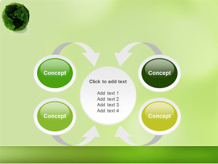 Green Land PowerPoint Template Slide 6