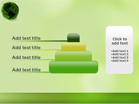 Green Land PowerPoint Template Slide 8