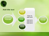 Green Land PowerPoint Template#17