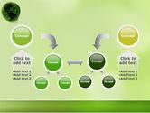 Green Land PowerPoint Template#19