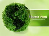Green Land PowerPoint Template#20