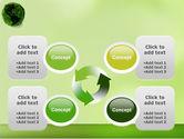 Green Land PowerPoint Template#9
