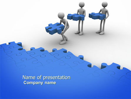 Consulting: Offshore Development PowerPoint Template #04271