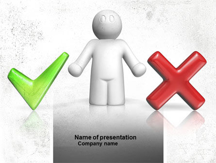 Dilemma PowerPoint Template