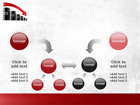 Oil Production Decrease PowerPoint Template Slide 19