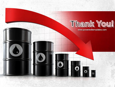 Oil Production Decrease PowerPoint Template Slide 20