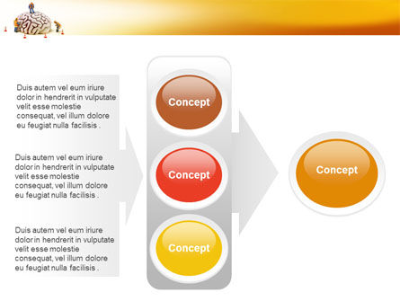 Smart Thinking PowerPoint Template Slide 11