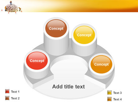 Smart Thinking PowerPoint Template Slide 12