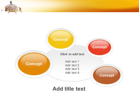Smart Thinking PowerPoint Template Slide 16