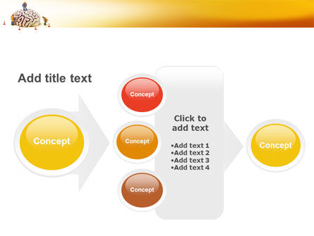 Smart Thinking PowerPoint Template Slide 17