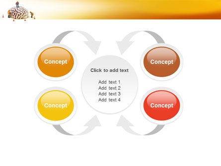 Smart Thinking PowerPoint Template Slide 6