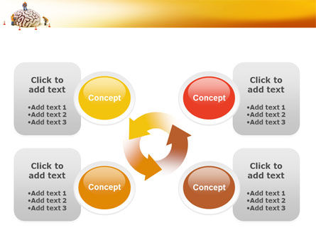 Smart Thinking PowerPoint Template Slide 9