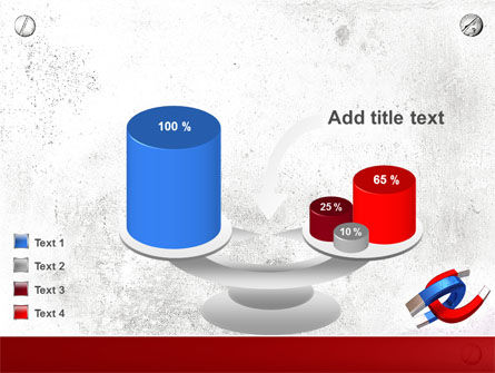 Magnet PowerPoint Template Slide 10