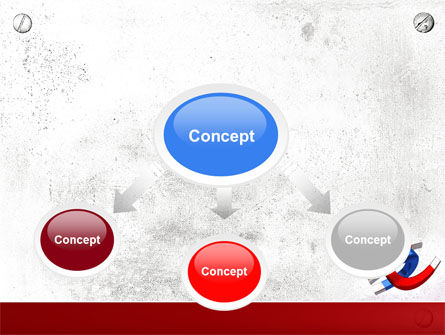 Magnet PowerPoint Template Slide 4