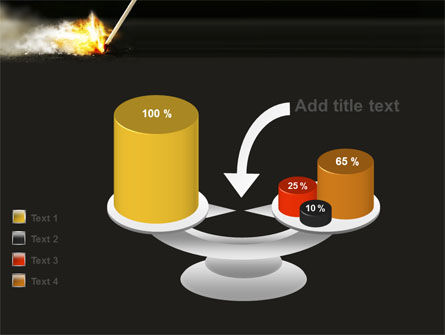 Firestarter PowerPoint Template Slide 10