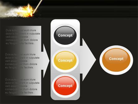Firestarter PowerPoint Template Slide 11