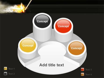 Firestarter PowerPoint Template Slide 12