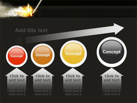 Firestarter PowerPoint Template Slide 13