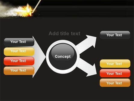 Firestarter PowerPoint Template Slide 14