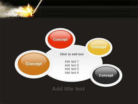 Firestarter PowerPoint Template Slide 16